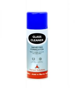 GLASS CLEANER SPRAY SMEAR FREE 400ML