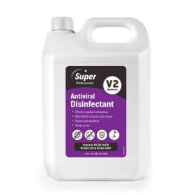 ANTI-VIRAL DISINFECTANT 5LTR