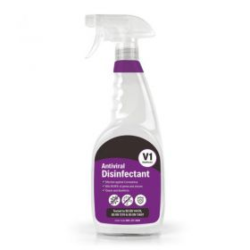 ANTI-VIRAL DISINFECTANT SPRAY 750ML