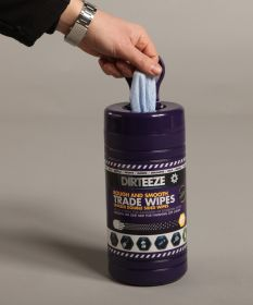 DIRTEEZE ROUGH AND SMOOTH DEGREASER CLOTHS (80)