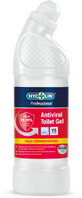 ANTIVIRAL TOILET GEL 750ML