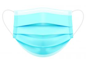 3 PLY MEDICAL GRADE TYPE IIR FACE MASK (BOX 50)