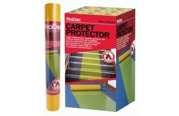 ADHESIVE CARPER PROTECTOR ROLL 50M X 625MM