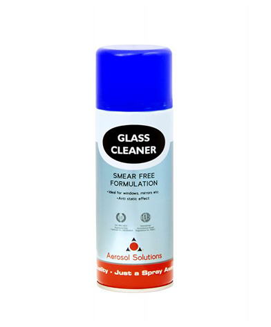 UPVC Glass Cleaner