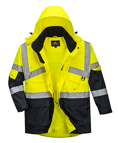 hi-viz jackets