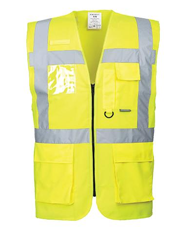 hi-viz waistcoat